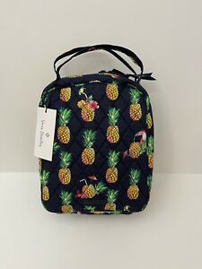 Vera Bradley Lunch Bunch Insulated Lunch Box Bag Tote Sack Toucan Party $39