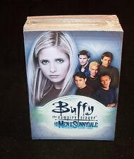 BUFFY THE VAMPIRE SLAYER and the Men of Sunnydale   Complete  Set