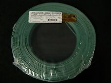 22 GAUGE 2 CONDUCTOR 200 FT GREEN ALARM WIRE SOLID COPPER HOME SECURITY CABLE