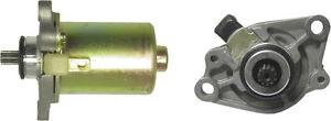 215040 Starter Motor (50cc) for Honda Vision, Peugeot Speedfight, Piaggio Typhoo