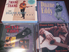 Twang Thang: DUANE EDDY ANTHOLOGY + BOSS GUITAR MASTERS SEALED 110 TRACK BOXSET+