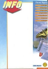 Decadry SPF-2020 Premium Letterhead Info sur le Thème De A4 Papier,Certificat