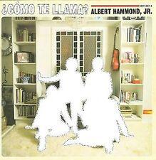Albert Hammond Jr., Como Te Llama, Excellent, Audio CD