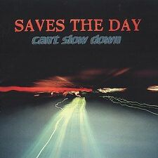 Can't Slow Down by Saves the Day (CD, Jul-1998, Equal Vision)