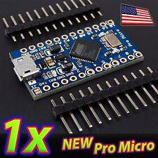 Leonardo Pro Micro ATmega32U4 for Arduino with Latest Bootloader - New Mini Nano