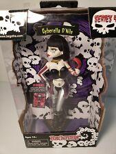 Bleeding Edge Series 4 Begoths 7 inch Cyberella D' Nile Figurine New in Box