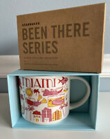 Starbucks MIAMI Been There Series 14 oz Mug Across The Globe Collection NEW BTS