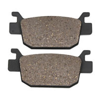 Rear Brake Pads For HONDA FES 125 A7/A9/AA S-Wing 07-13 NSS 300 AD Forza 2013