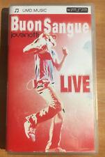 JOVANOTTI BUON SANGUE LIVE UMD MUSIC PSP