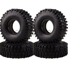 "RC 1/10 Climbing Rock Crawler 1.9""  Super Swamper Rocks Tyre 120mm Tire 7037"