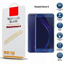 verre trempé pour Huawei Honor 8 Téléphone portable Protecteur d'écran