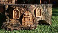 Garden Fairy Door and Windows set (3 piece) FAIRIES