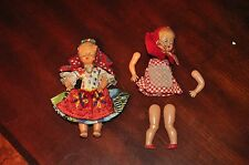 Celluloid Doll and doll parts