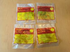 Lot of 4 POWERS POW-1 Hydroguard Valve H Rebuilding Kit, Cat. #7942, by Sexauer