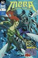 Mera #3 Queen of Atlantis COVER A  DC Comics 2018 Aquaman