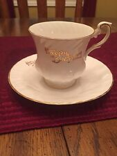 Happy Birthday Tea Cup & Saucer