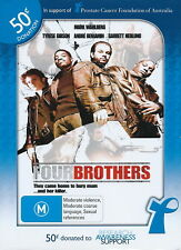Four Brothers - Action / Thriller / Violence / Crime - Mark Wahlberg - NEW DVD