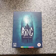 The Ring Collection Limited Edition Blu-ray OOP