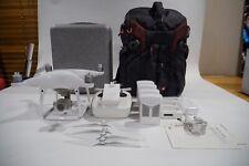 DJI Phantom 4 PRO Drone package deal extra batteries charging hub- CP.PT.000312