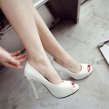 Women Pumps Slim High Heel Pull On Formal Simple Heels Popular Shoes NDX0270