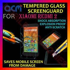 ACM-TEMPERED GLASS SCREENGUARD for XIAOMI REDMI 2 MOBILE ANTI-SCRATCH PROTECTOR