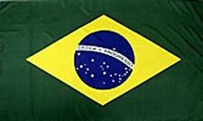 Brazil Country 3 X 5 Flag W Grommets sign #141 banner 3x5 hanging flags culture