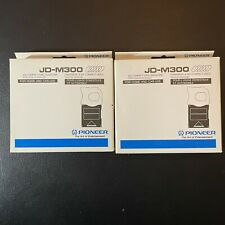 New Pioneer Jd-M300 6-Disc Cd Changer Magazine Home and Car Changers Lot 2 New