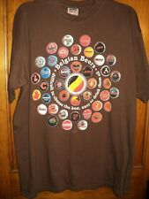 Belgian Beers T Shirt- size XL - European style Great Condition !