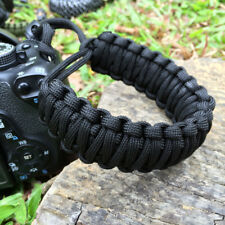 Strong Digital Camera Adjustable Slider Lock Wrist Lanyard Strap Grip Weave Cord