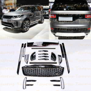 Body Kit Replace Black Trim For Land Rover Range Rover Discovery 5 LR5 2018-2020