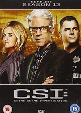 CSI LAS VEGAS COMPLETE SERIES 13 DVD Box Set C.S.I L.A Season + BONUS FEATURES