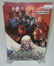 Secret Avengers: Mission to Mars 1 2 3 4 Marvel Comics HC Hard Cover New Sealed