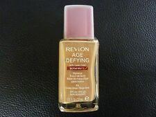 Revlon Age Defying Makeup/Foundation w/BOTAFIRM-GOLDEN BEIGE #13 -All Skin Types