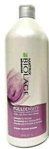 Matrix Biolage Advanced FullDensity Shampoo 33.8 oz/1Liter