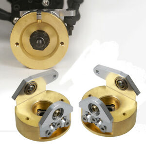 Brass Steering Axle Internal Wheel Weight For Axial Wraith 90018 1/10 RC Crawler
