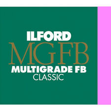Ilford Multigrade MGFB  24x30 / 50f  1K Lucida - Carta Fotografica Baritata B/N