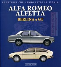 ALFA ROMEO ALFETTA CATARSI BOOK GT SPRINT VELOCE GTV6 COUPE SPORT SEDAN