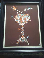 DAVE MATTHEWS BAND FLOWER ALPINE DRUMS 2008 POSTER  ART PRINT
