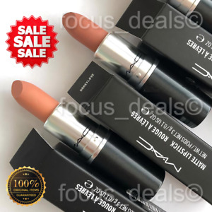 MAC Matte LipStick HoneyLove PRO LipStick Shade Full Size - 100% Authentic