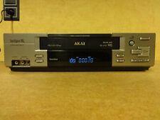 VIDEO CASSETTE RECORDER AKAI VS-J718