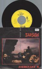 "7""   Sergeant B. – Saigon"