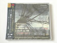 Franz Konwitschny Brahms Sym No.1 Mozart Beethoven SACD Hybrid TOWER RECORDS