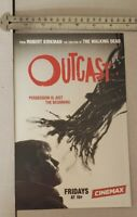 Outcast TV Show RARE Print Advertisement