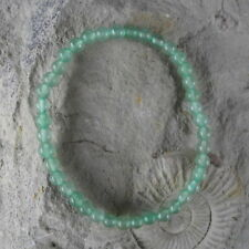 grüner Aventurinarmband ca.-6-8 mm,teilweise fac.19 cm