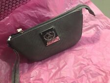 Court Couture Tennis Clutch Gray  Crocodile Leather New W/no Tag
