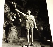 ACQUANETTA / TARZAN AND THE LEOPARD WOMAN /   8 X 10  B&W  PHOTO