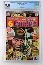 Our Army At War #177 - CGC 9.0 VF/NM - DC 1967 - 80 Page Giant!