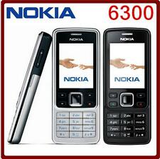 Original Unlocked Nokia 6300 GSM Support Russian&Arabic Keyboard Mobile Phone