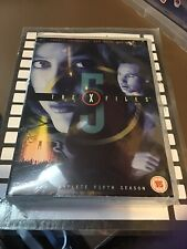 The X-Files - Series 5 - Complete (DVD, M-Lock Packaging) Brand New & Sealed