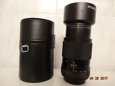 Fujica EBC Fujinon-T 135mm F3.5  M42 Screw Mount ,Rare